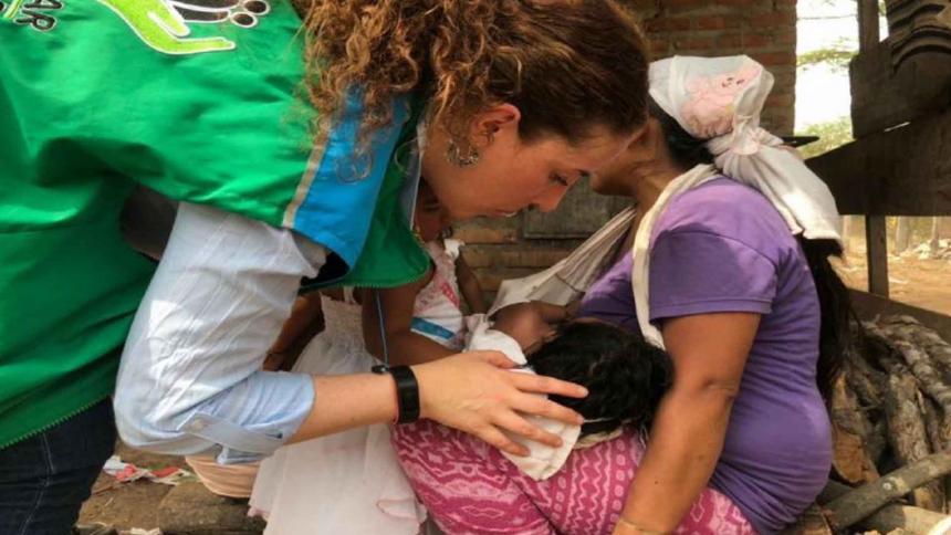 Muertes por desnutrición infantil caen en Colombia a pesar de la pandemia