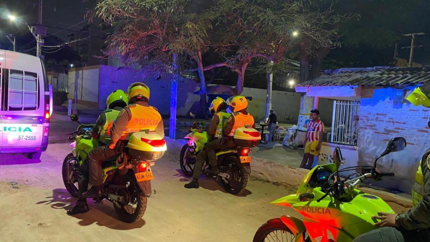 Fiestas ilegales en Barranquilla, caldo de cultivo de rebrotes