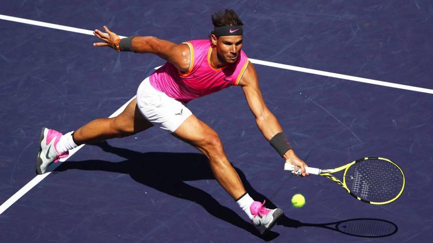 """Nadal, ganador de 19 títulos de Grand Slam, agradece """"los esfuerzos que todas las partes están poniendo para que se jueguen torneos""""."""