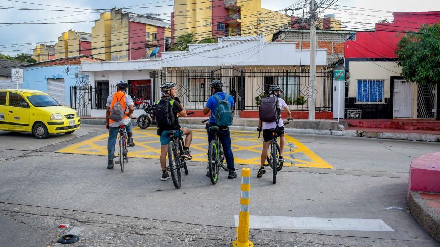 ¿A dónde van a parar las bicicletas robadas?