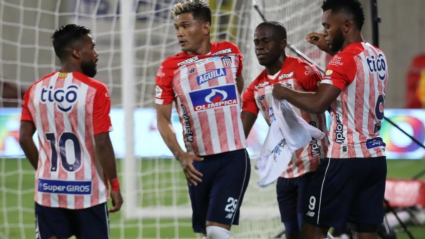 Junior recibirá la visita de las Águilas, en el estadio Romelio Martínez, por la fecha 9 de la Liga.