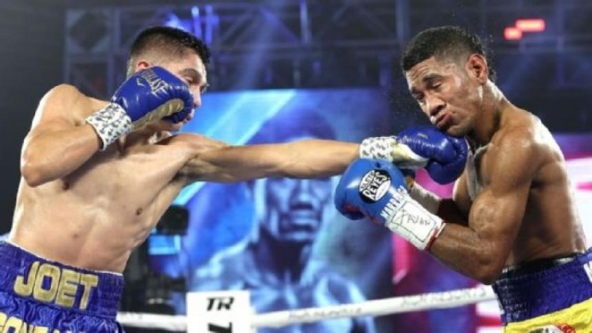 Marriaga perdió, por decisión unánime, ante  el mexicano Joet González
