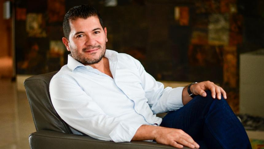 John Toro, gerente de Aire, la nueva compañía que prestará el servicio de energía en Atlántico, Magdalena y La Guajira.