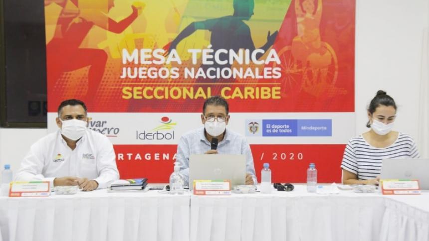 Juegos Nacionales y VI Paranacionales miran la experiencia de Bolívar en 2019