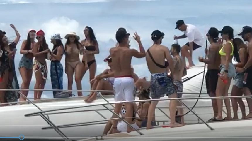 """""""Cholón no es rumbeadero"""", Dau sobre fiestas sin control el fin de semana"""