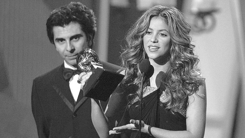 Shakira estaba lista para hacer un disco como 'Pies Descalzos': Luis F. Ochoa