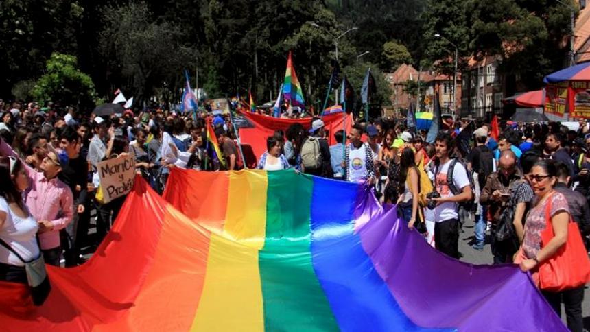 Colectivos y organizaciones Lgbti piden protección y apoyo de las autoridades.