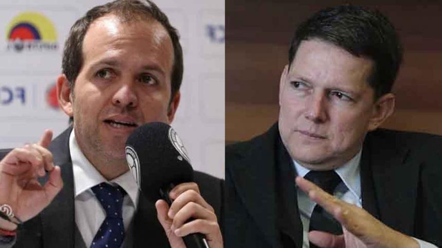 Mindeporte pide a minjusticia declararse impedido en investigación a FCF