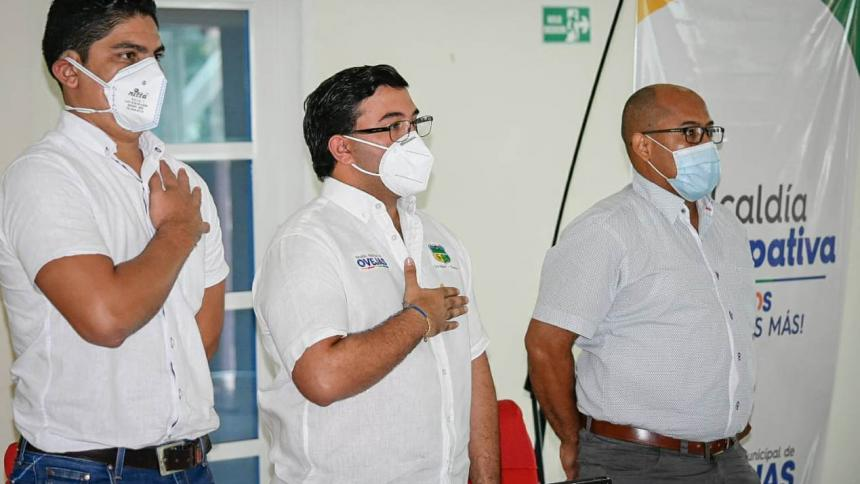 Reabren Oficina Municipal de Tierras en Ovejas, Sucre