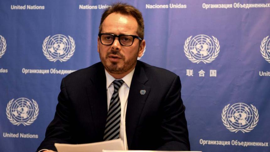 ONU muestra preocupación por seguridad de excombatientes de las Farc