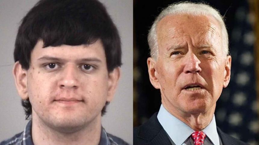 """Hombre tenía una camioneta con armas y una lista para """"ejecutar"""" a Biden"""
