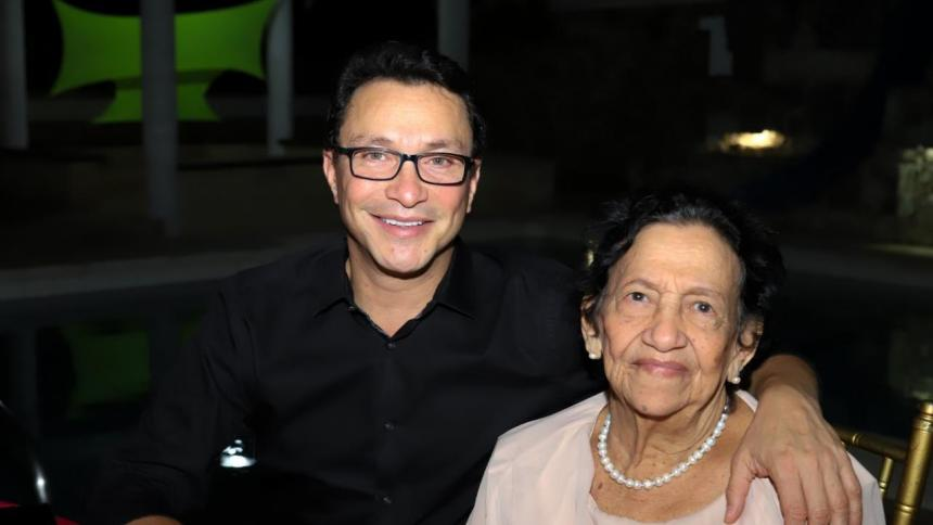 Fallece Dora Omar, madre del Gobernador Carlos Caicedo