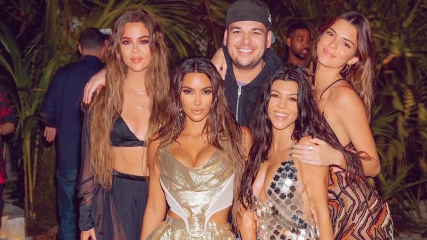 ¡Un festejo sin Covid-19! Así celebró Kim Kardashian sus 40 años