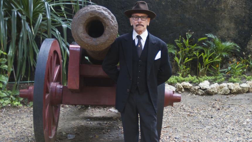 José gregorio Hernández fue el personaje que más llevó a sus performance.