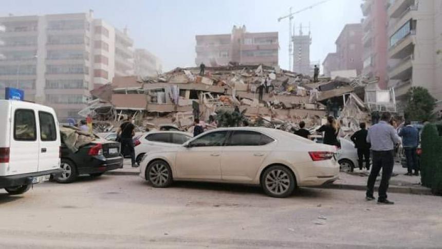 En video   Terremoto en el Egeo deja 22 muertos, 20 de ellos en Turquía