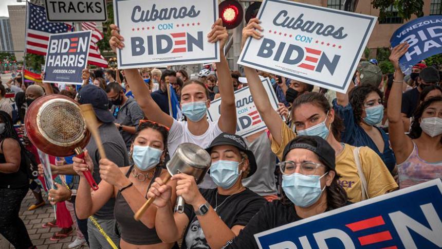 ¿Cómo han afectado los latinos al resultado de las elecciones de EE.UU.?