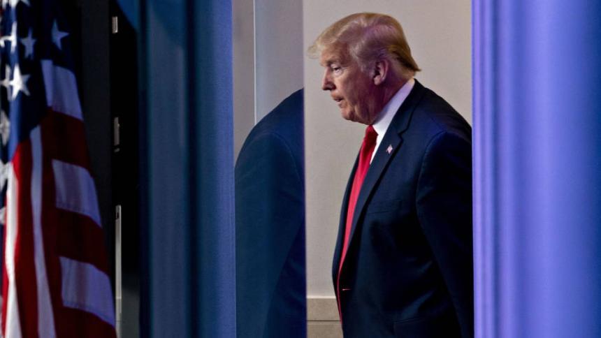 Donald Trump, a la lista de presidentes de un solo mandato