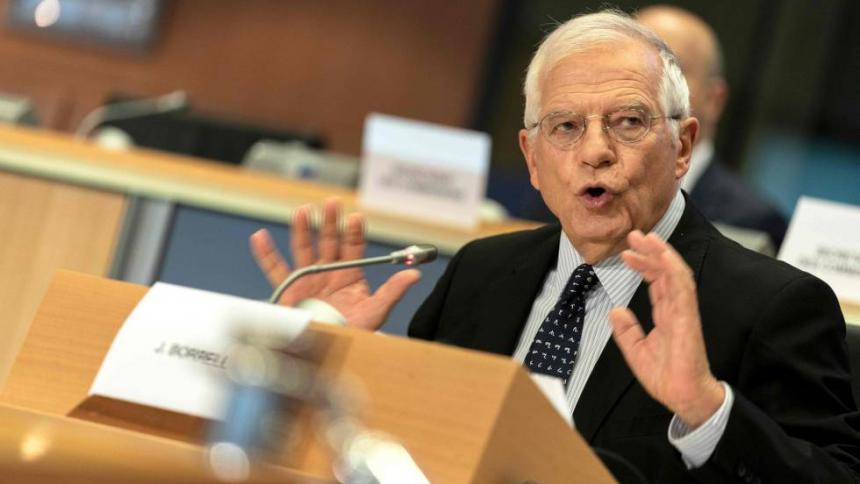 Alto Representante de la UE, Josep Borrell.
