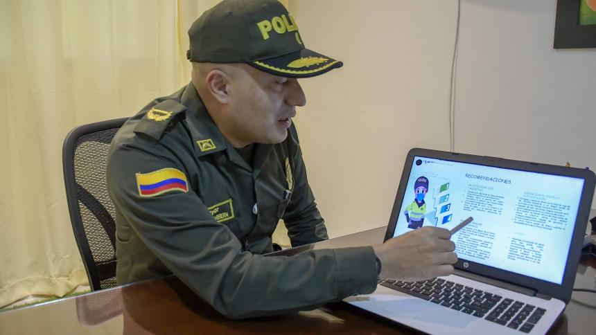 La Policía les pone la lupa a los fleteros en Barranquilla