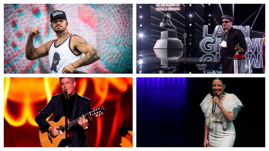 Latin Grammy 2020: los llamados que retumbaron