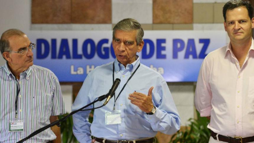 El general retirado Jorge Enrique Mora Rangel, ex comandante del Ejército.