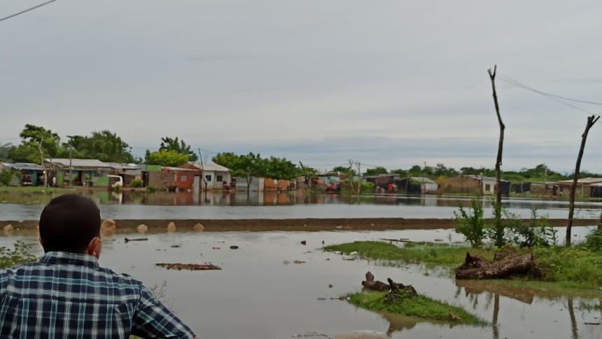 Intervendrán el Canal del Dique entre la cabecera municipal y la Ciénaga de Rola en Santa Lucía.