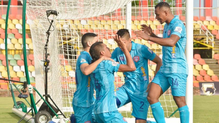 Unión Magdalena ganó en su visita a Llaneros
