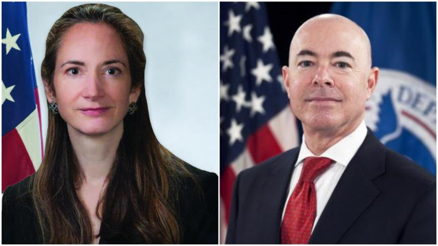 Una mujer y un cubano liderarán la Seguridad Nacional de Biden
