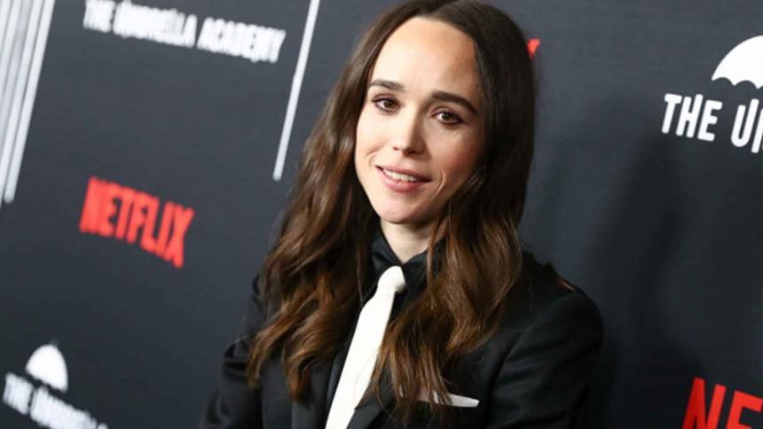 Elliot Page, de 'The Umbrella Academy' y 'Juno', anuncia que es trans