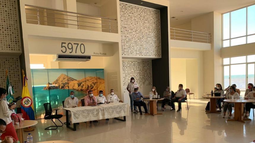 Fallas en atención de mortalidad infantil por desnutrición en La Guajira