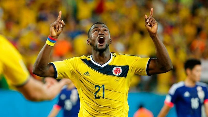 Jackson Martínez se retira del fútbol a los 34 años