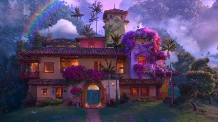 En video   Disney revela adelanto de 'Encanto', película basada en Colombia