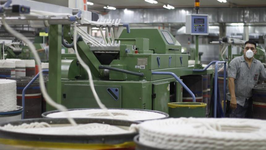 Octubre, mes positivo para la producción industrial en Atlántico