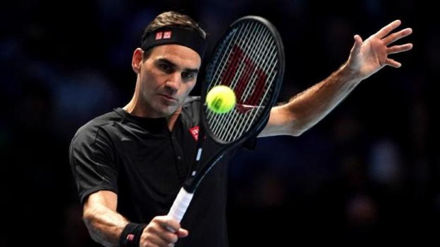 El tenista suizo Roger Federer espera poder volver a jugar en Australia.