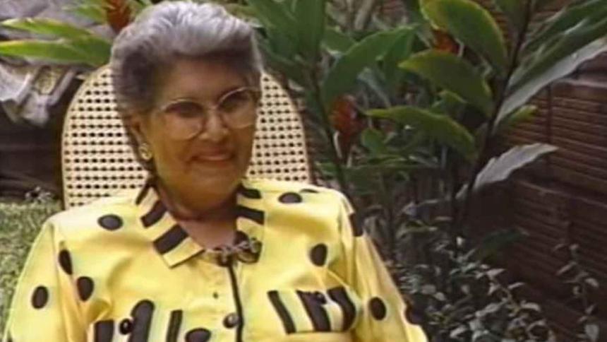 Muere 'La Maye', la musa inspiradora del maestro Escalona