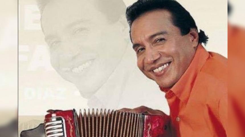 El cantautor vallenato Diomedes Díaz falleció el 22 de diciembre de 2013.