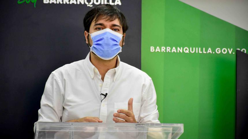 Jaime Pumarejo, con la favorabilidad más alta del país
