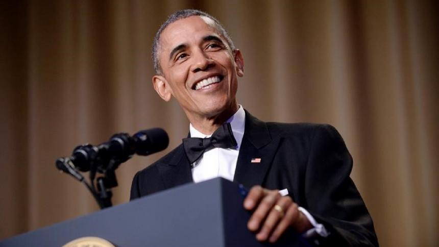 Barack Obama, expresidente de Estados Unidos.