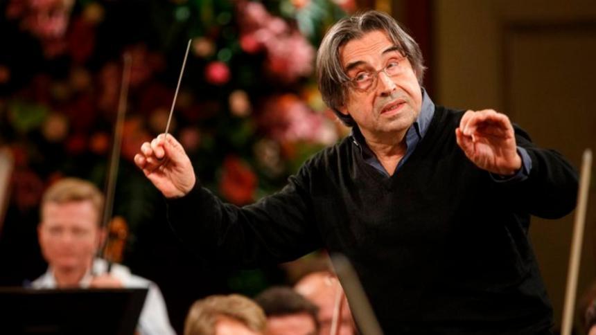 El Concierto de Año Nuevo, un recital a la esperanza en una sala vacía