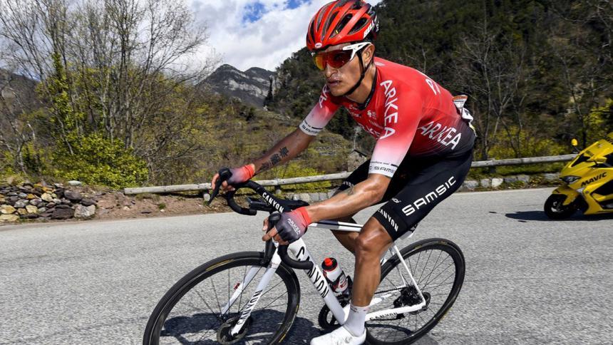 Winner Anacona ganó la Vuelta a San Juan del año pasado.