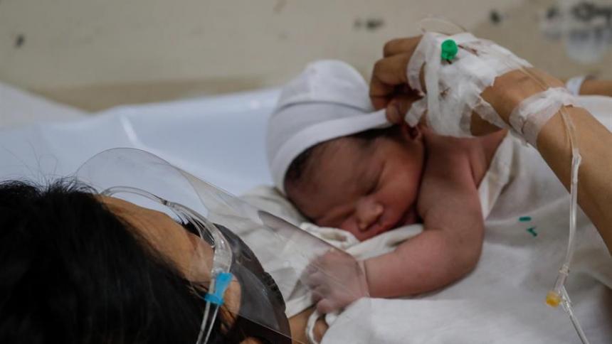 Unicef estima que nacerán más de 370.000 niños en el primer día del 2021