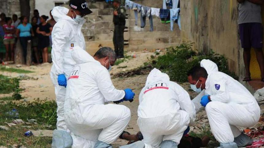 Área metropolitana de Barranquilla cerró el 2020 con 496 homicidios