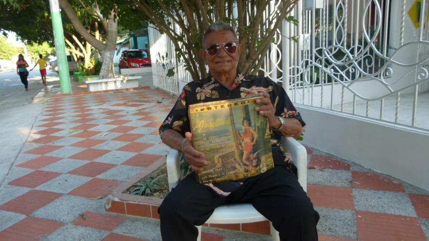 Gustavo Barros: una voz tropical que se apagó en el fin de año