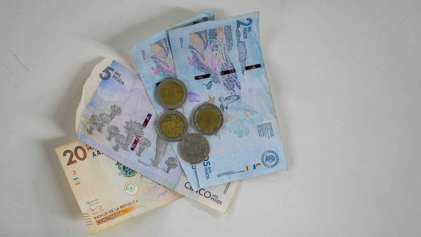 ¿Para qué alcanza el salario mínimo en un hogar colombiano?