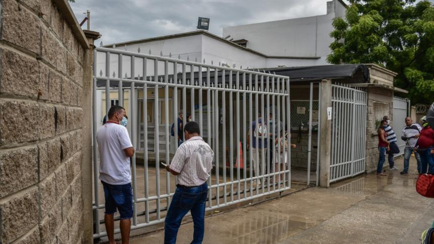 En Soledad: balean a hombre que tiene 11 anotaciones judiciales