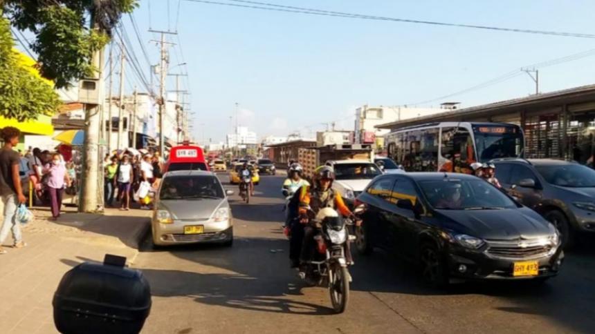Cartagena decreta nuevo pico y placa para vehículos particulares