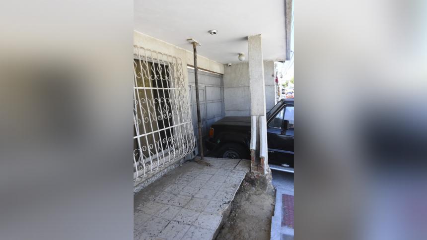 Vecinos de Chiquinquirá, afectados por obras de arroyo