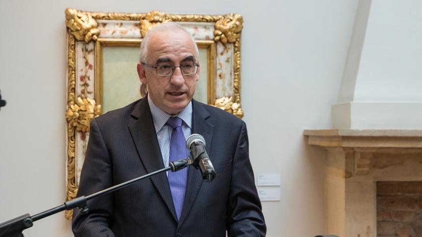 Leonardo Villar asumió como gerente del Banco de la República