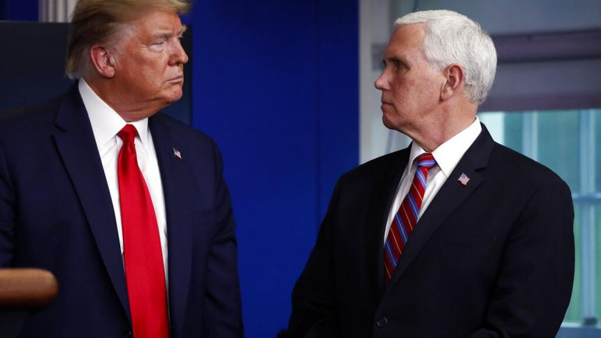 Pese a presiones de Trump, Mike Pence certificará victoria de Joe Biden