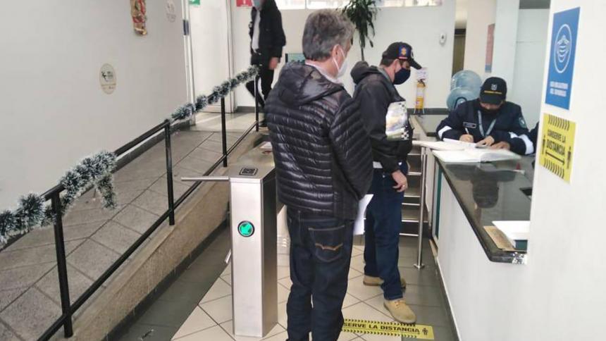 Capturado el exdirector de la DNE, Carlos Albornoz